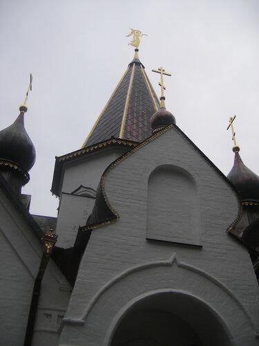 Рязанская облассть Церковь у источника