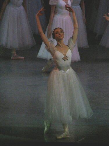 """Балет """"Шопениана"""". Поклоны"""