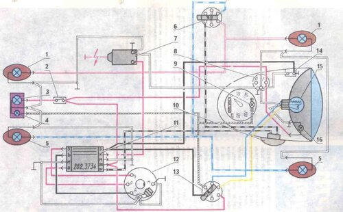 Проводка на минск картинки схемы