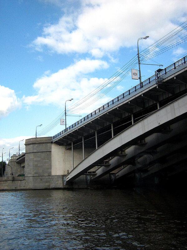 Мост у Котельнической