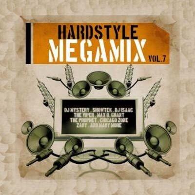 Hardstyle Megamix Vol.7 (2009)