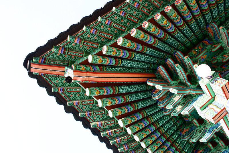 крыша китайской пагоды
