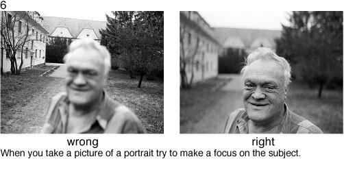 78 правил фотографии в картинках