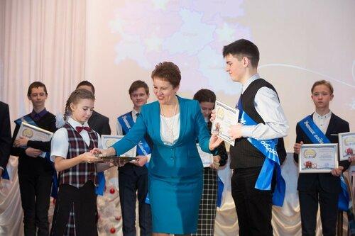 Ученик года Минской области - 2017