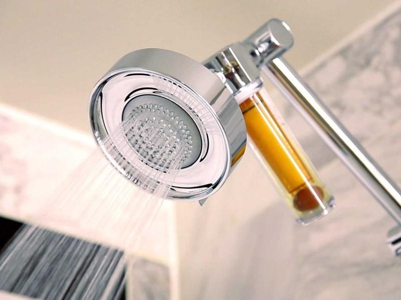 1. Фильтр для душа с витамином С (© petagadget) Этот фильтр не только обеспечит ежедневную дозу вита