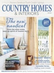Журнал Country Homes & Interiors - July 2015