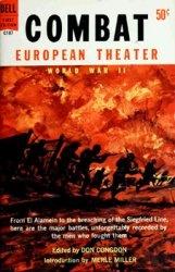 Книга Combat: European Theater, World War II