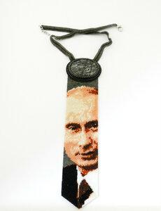 Схемы: Схема к галстуку В.В.П.