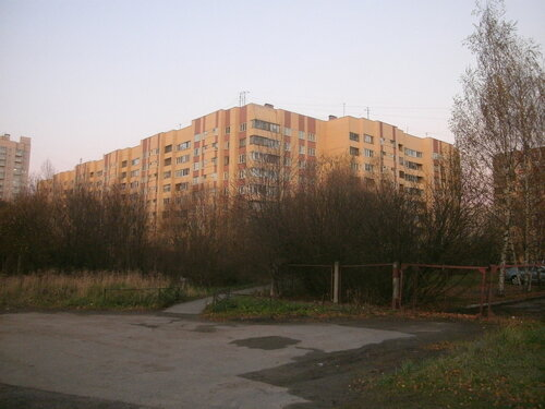 ул. Тельмана 43к1