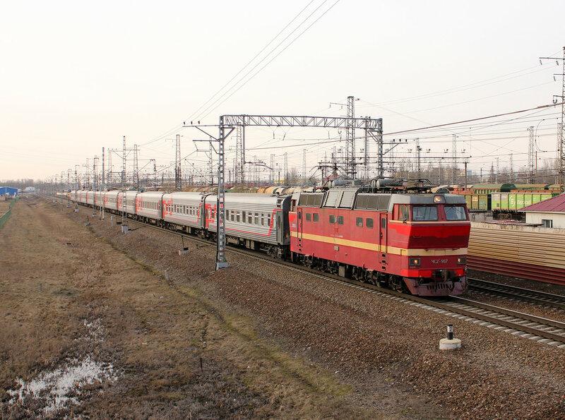 ЧС2Т-967 с ПДСом