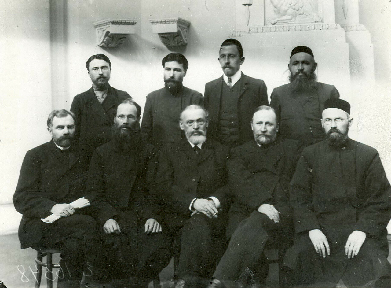 Группа депутатов Второй Государственной думы от Казанской губернии