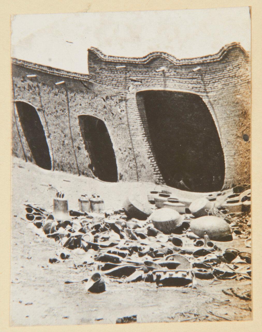 Хартум. Разбитый колокол церкви Австрийской Миссии