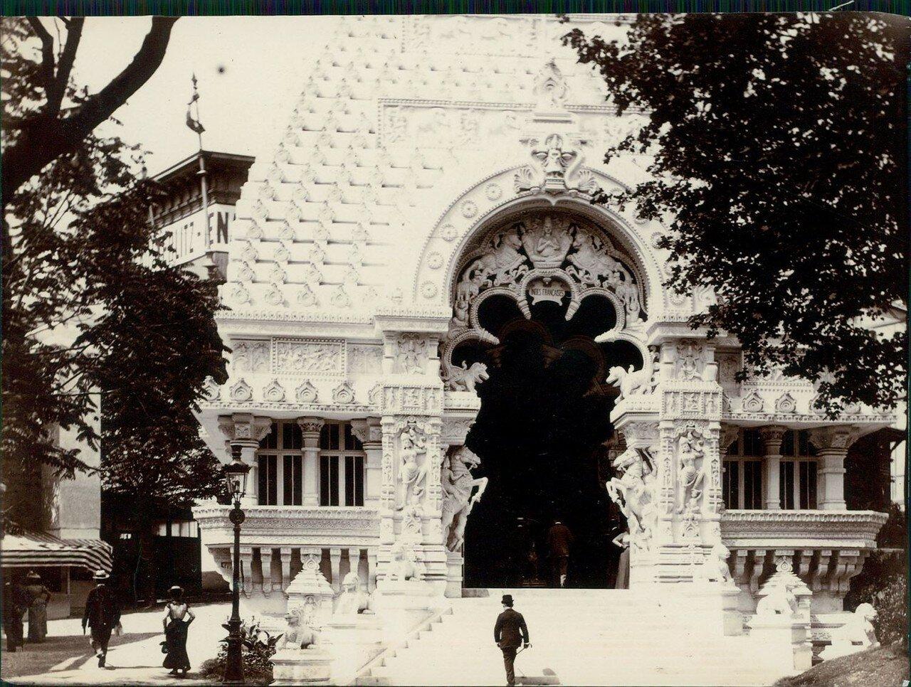 Павильон Французской Индии