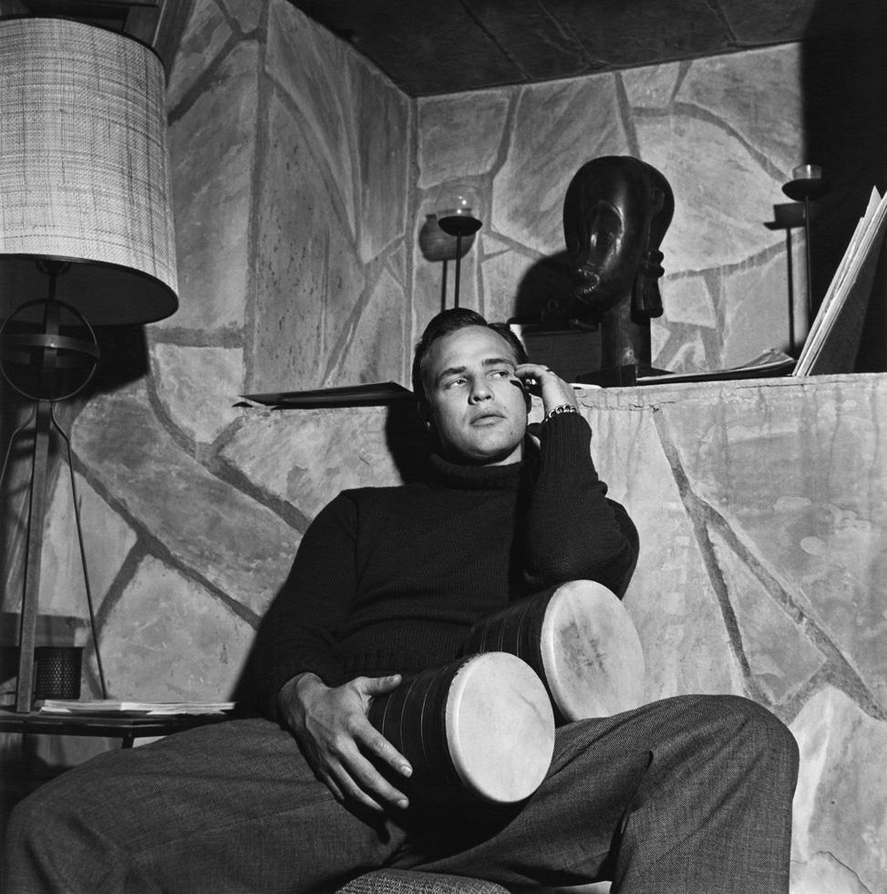 1953. Марлон Брандо