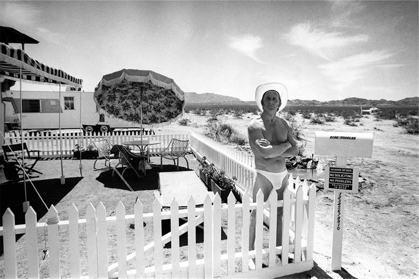 1970. Кирк Дуглас