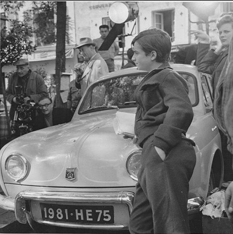 1960-е. Во время съемки
