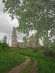 Богоявленская церковь в Толмачах