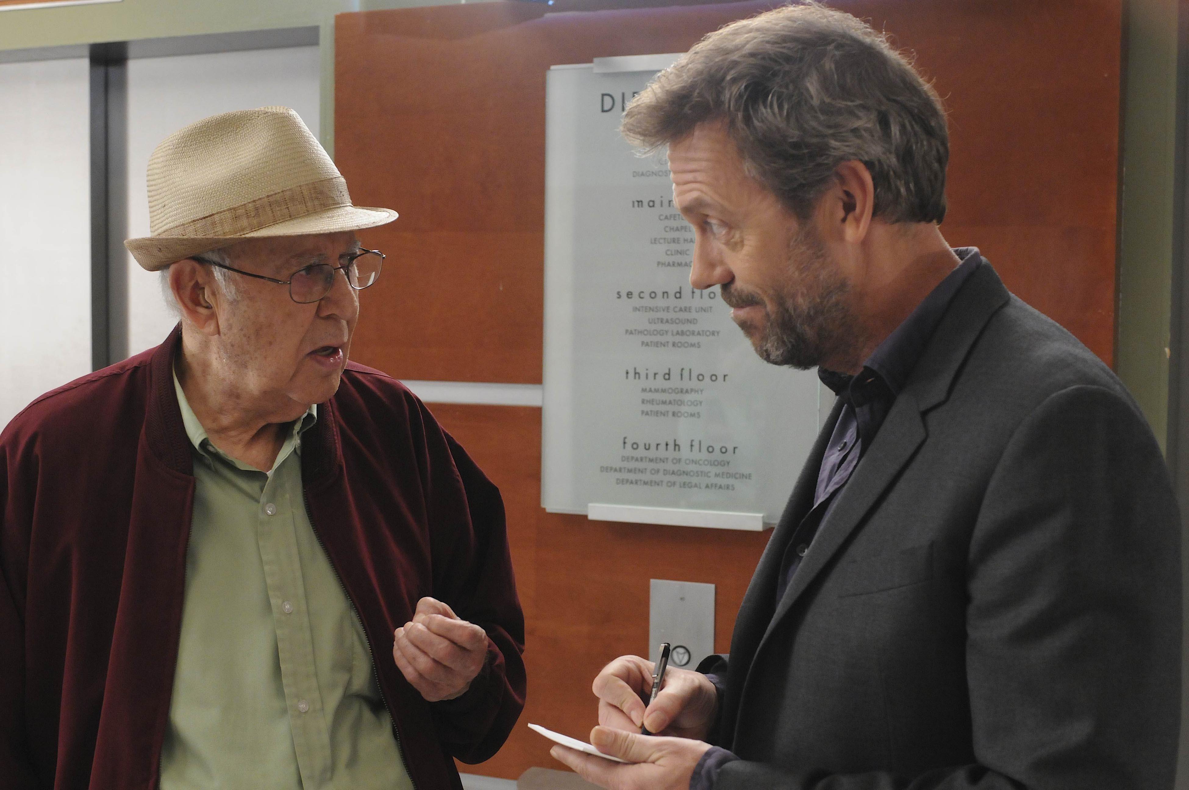 смотреть доктор хаус 5 сезон 5 серия: