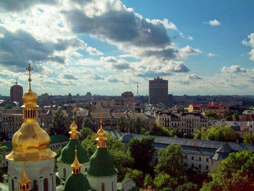Самые необычные места Киева