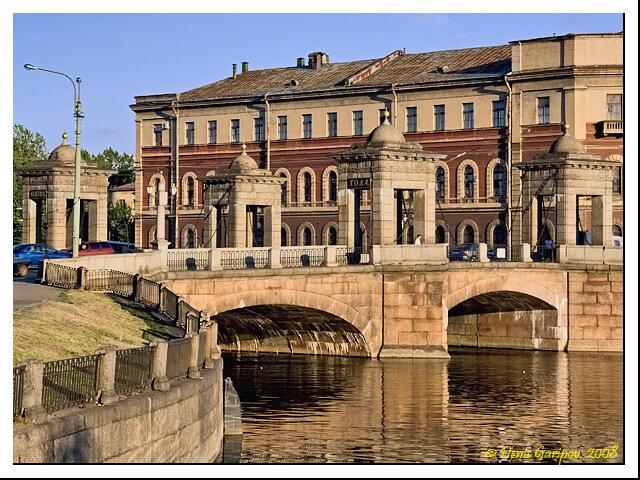 Кончается фонтанка 14 the fontanka river ends here
