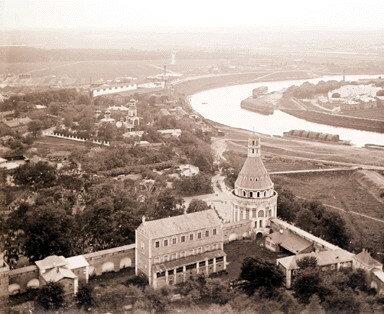 Симоновский. Начало 20 века