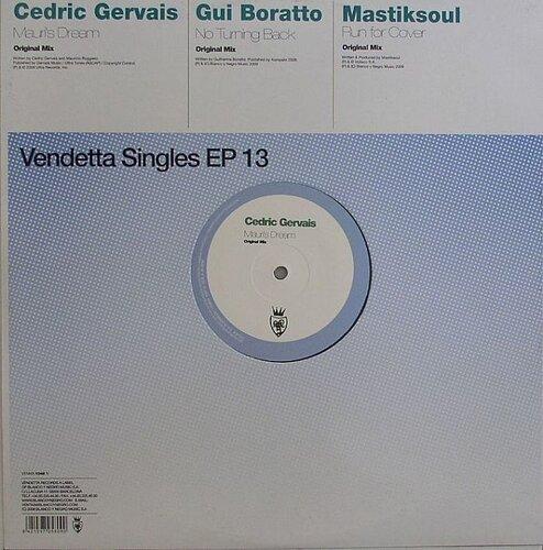 Vendetta Singles EP 13 (VENMX1049N) Vinyl