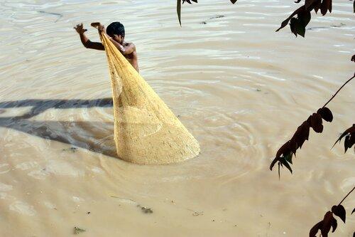 Ловец рыбы!:))