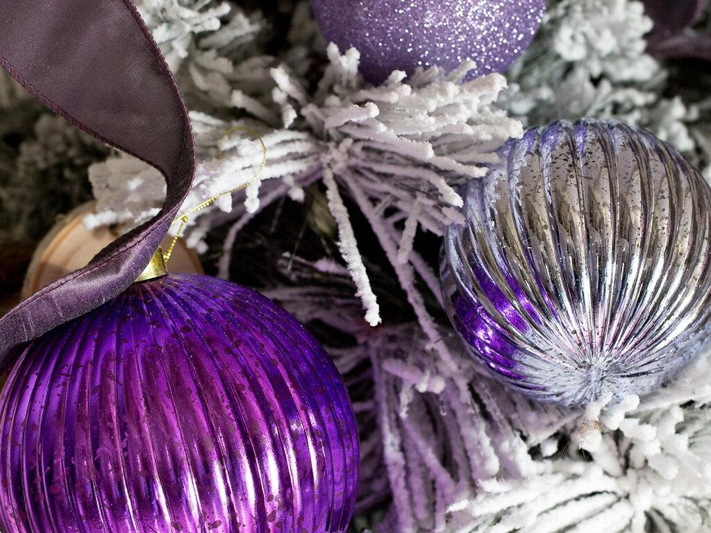 тамани стильная картинка с новым годом фиолетовая и серая так