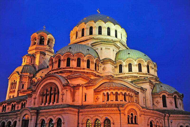 собор Святого Александра Невского...