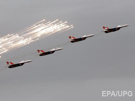 Российская Федерация поставила вСирию шесть истребителей МиГ