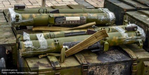 Хроники триффидов: Украина снабжает оружием террористов Исламского государства