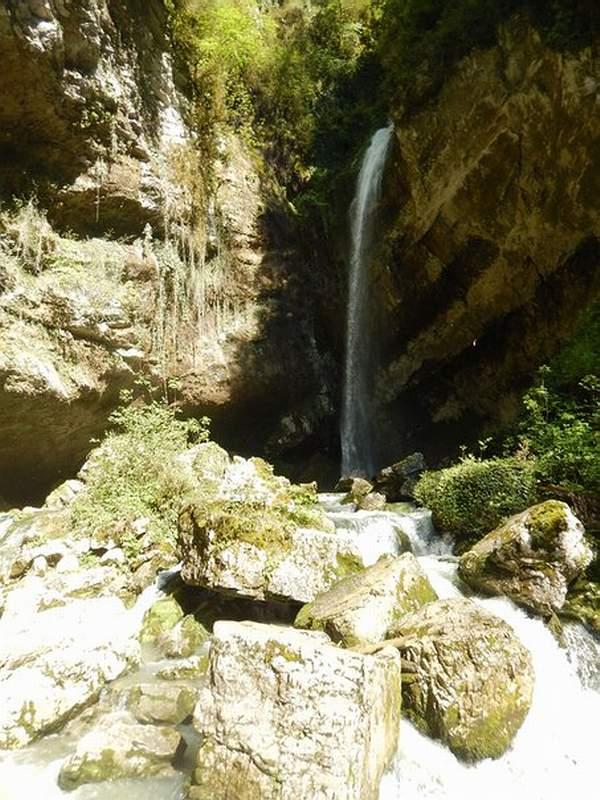 Путешествие из Красной поляны в Абхазию