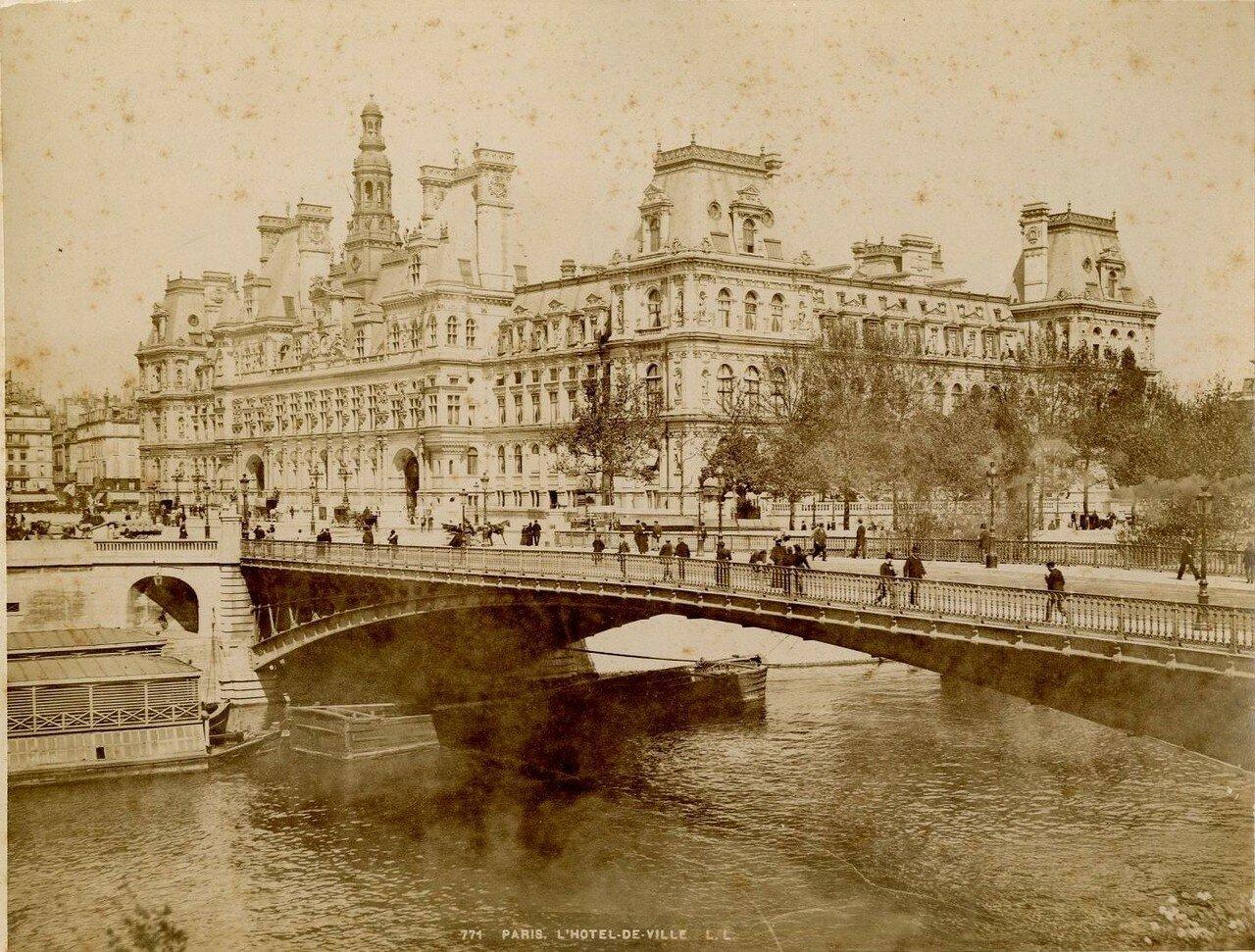 1880-е. Ратуша
