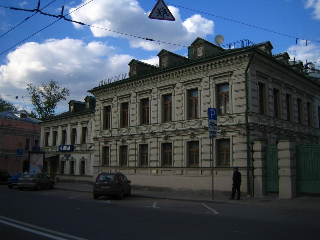 ул. Солянка, 3 строение 5
