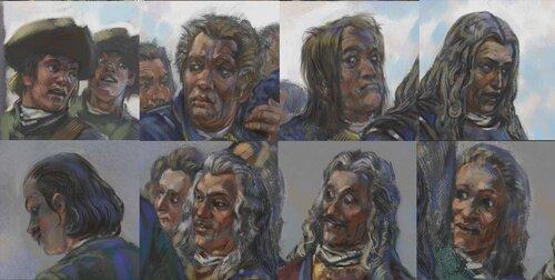 Poltava Characters