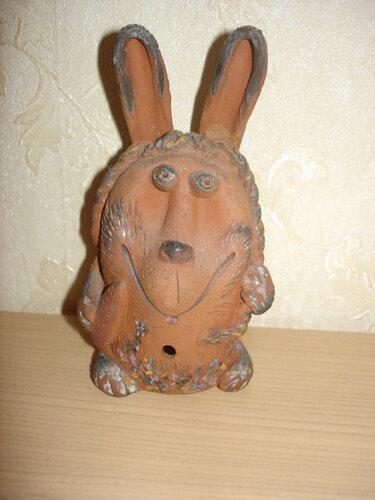 Заяц-свистелка