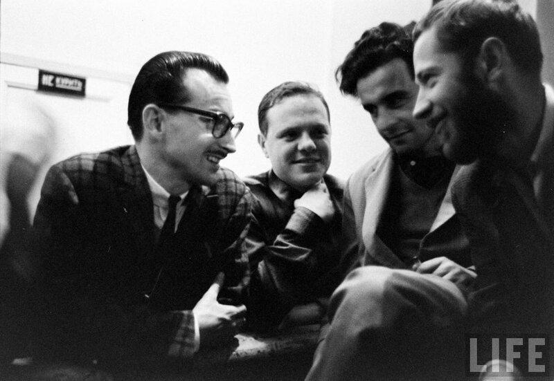 Benny Goodman in Russia, 1962. Бенни Гудмен в России