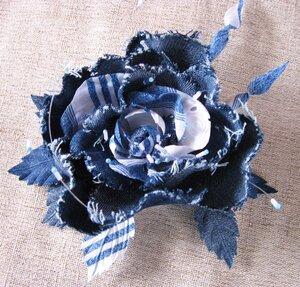 Цветы из джинсовой ткани 0_fedf_696ab8d2_M