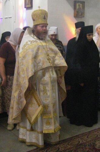 Архимендрит Иоасаф (Маклеллан), начальник Русской Духовной Миссии Зарубежной Церкви
