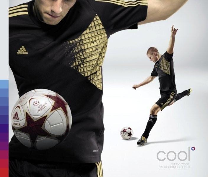 Создай свой мир прохлады и комфорта с ClimaCool от adidas