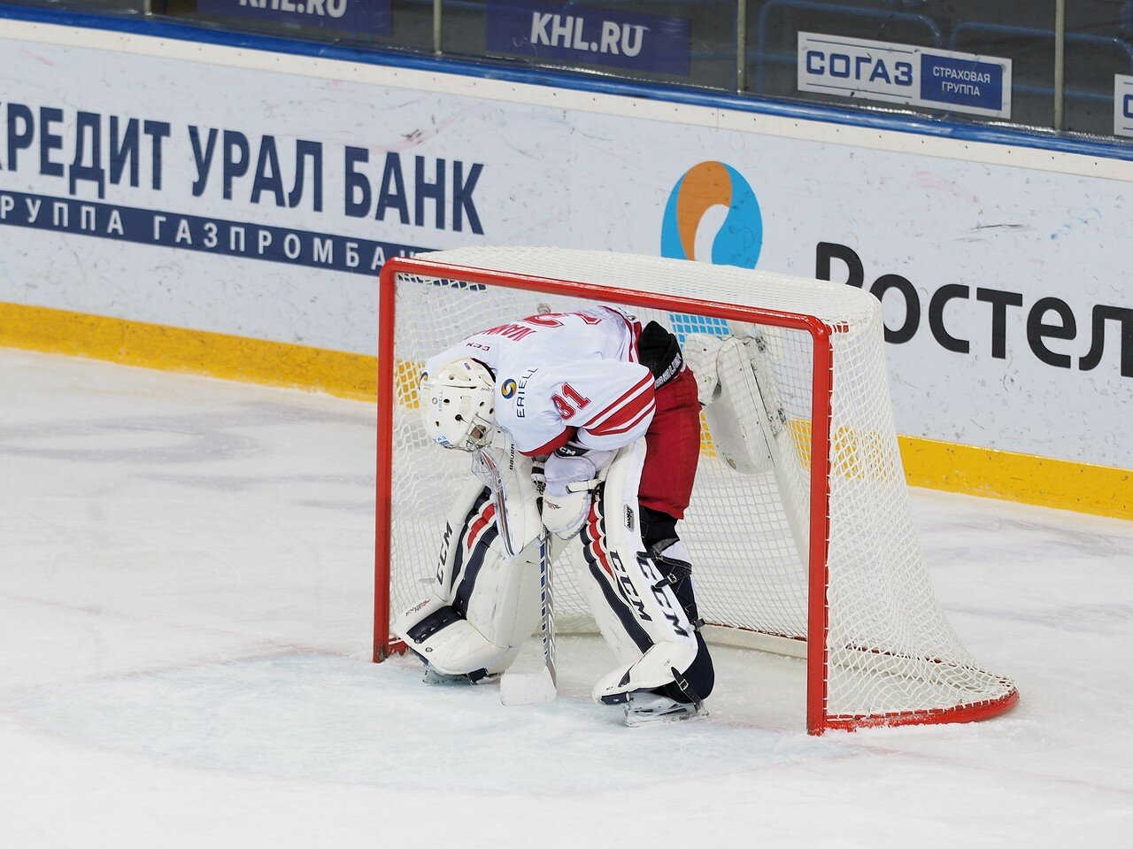 38Металлург - Cпартак 26.12.2015
