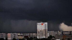 На Молдову надвигаются грозы с сильным градом