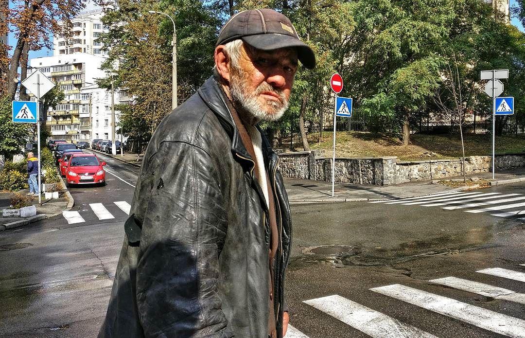 «Сука-жизнь»: инстаграм-аккаунт с украинскими бездомными