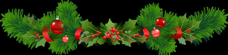 Рождественский декор.