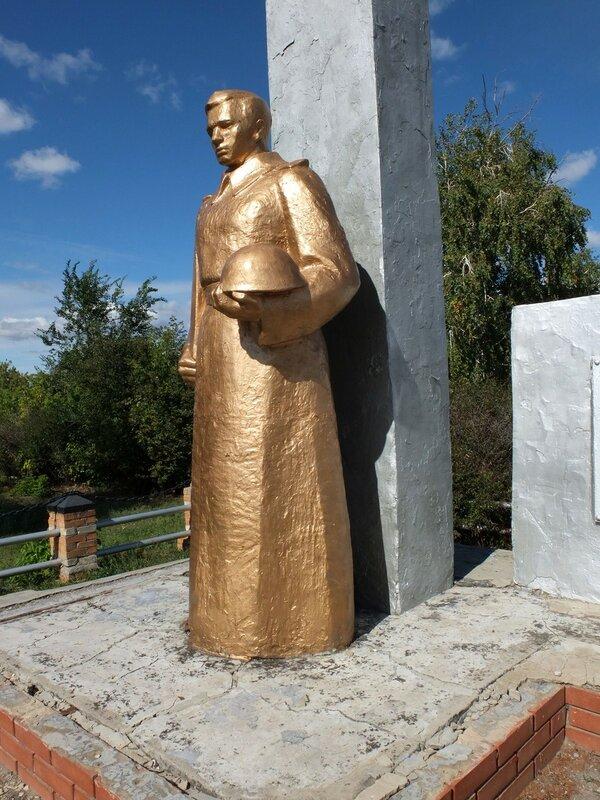 Хворостянский, Безенчукский районы 186.JPG