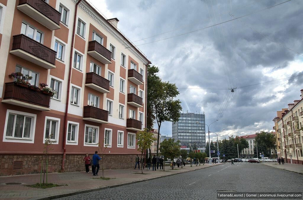 Городские фото разных лет. Гомель