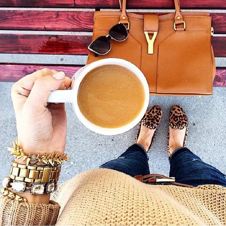 Кофе и шмотки