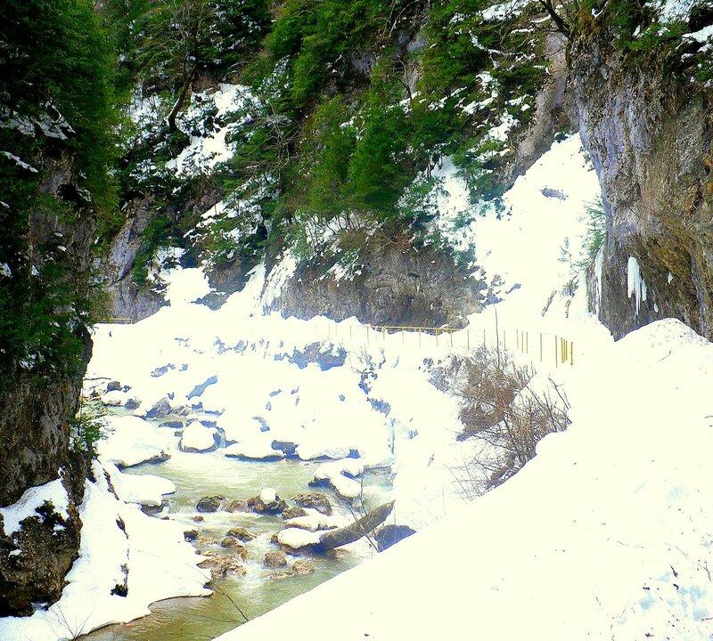 Зима, в походе, Кавказ (16).jpg