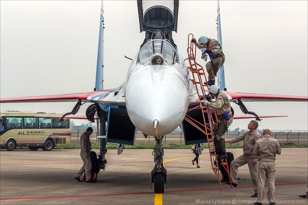 China Air Show-2014 день первый