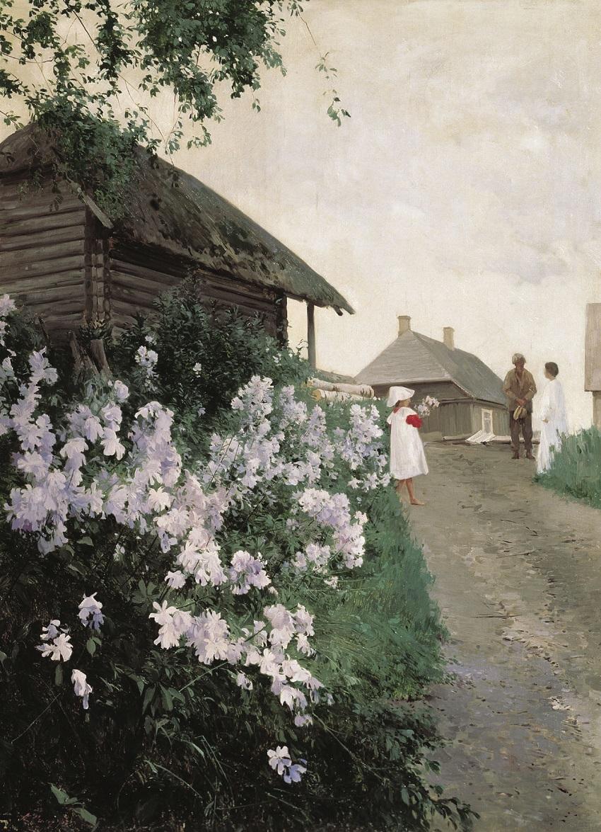 Ставропольский краевой музей изобразительных искусств Дача в Финляндии